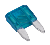 LR075979 MBF1550 Automotive MINI Blade Fuse 15A Pack of 50